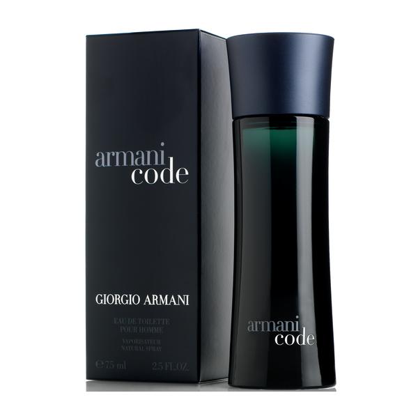 ARMANI CODE 2.5 EAU DE TOILETTE SPRAY FOR MEN