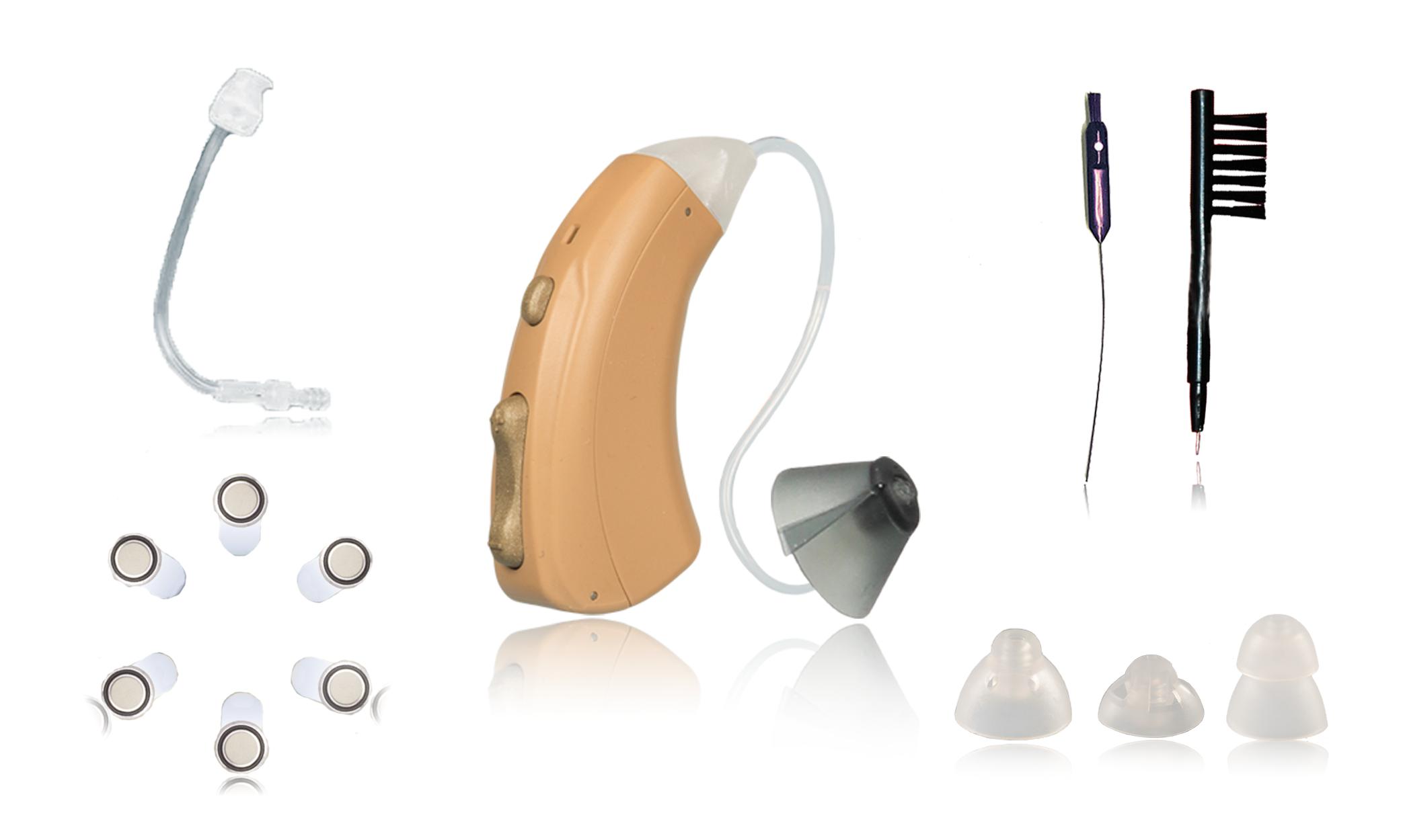 Hearing Help Express Digital Hearing Aid Beginner's Package