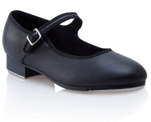 Capezio 3800 Black Mary Jane Tap Shoe - Adult