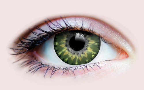 Ethereal Jade Cosmetic Contacts