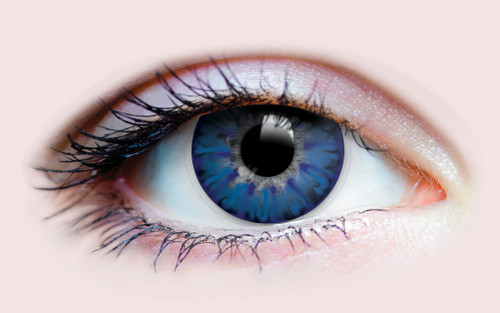 Enchanted Azure Cosmetic Contacts