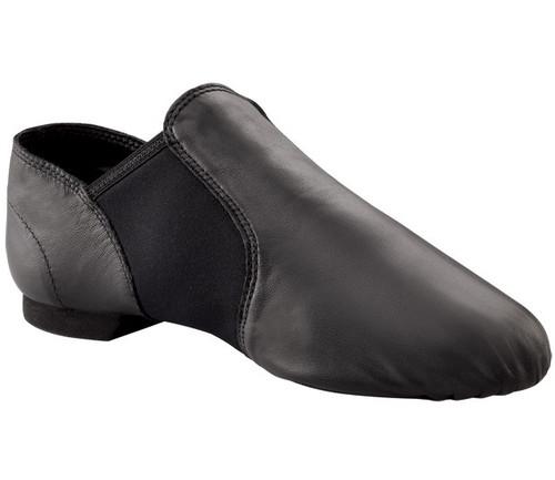 Black Slip-On Jazz Shoe