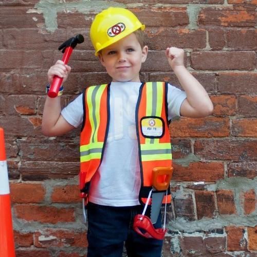 6-Piece Construction Worker Set