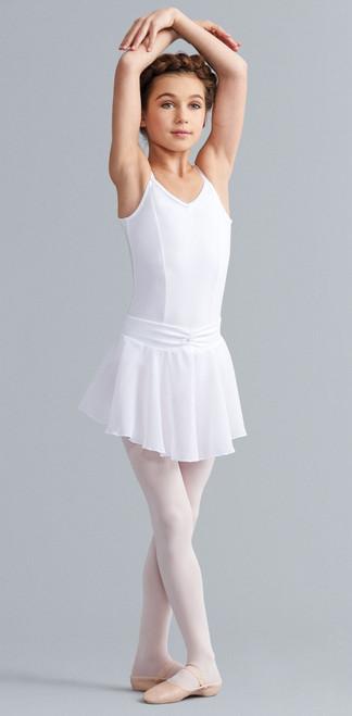 Pull-On Georgette Skirt