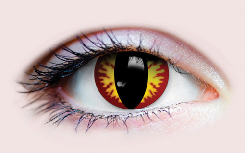 Dragon Costume Contacts