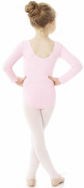 Mondor 40040 Cotton Long Sleeve Bodysuit