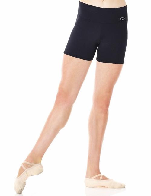 Mondor Wide Waistband Bike Shorts - Front