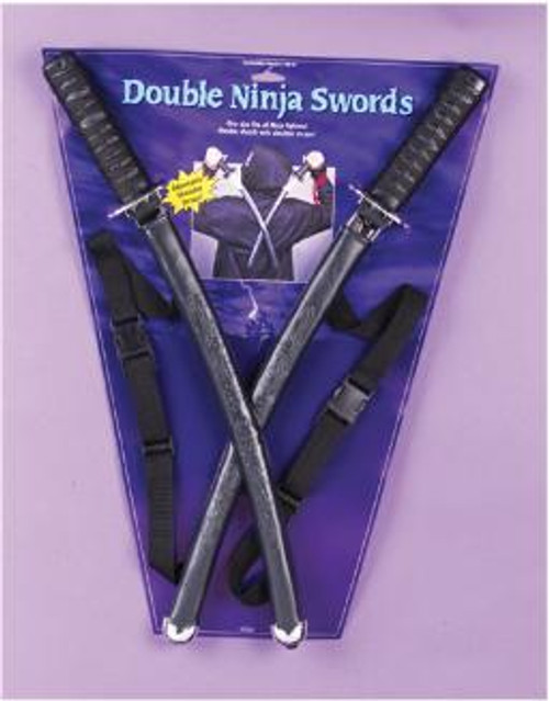 Sword Ninja Double Backpack