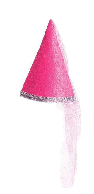 Pink Diamond Sparkle Hennin