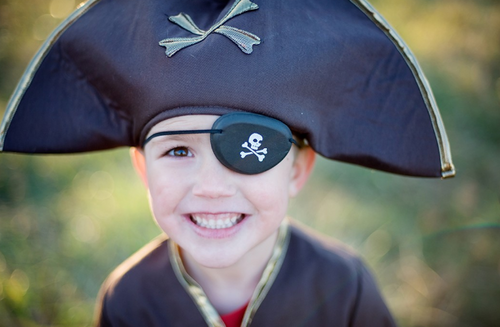Captain Hook Hat