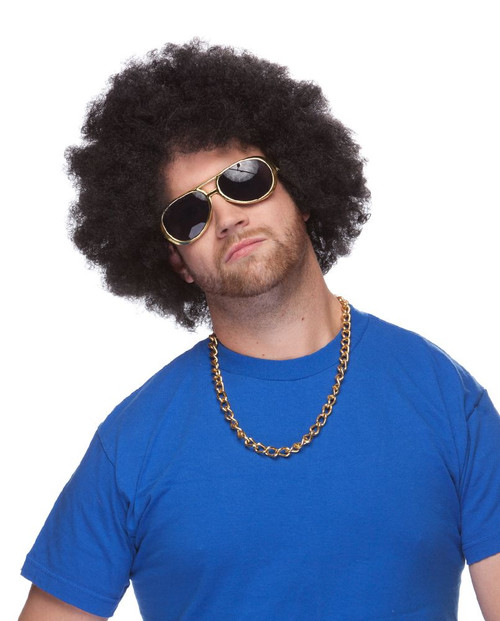 Budget Afro Wig