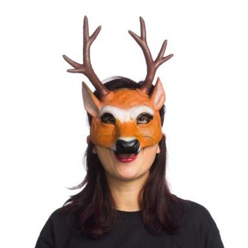 Supersoft Deer Mask