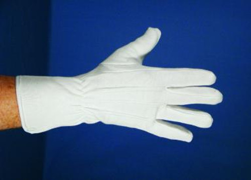 Deluxe White Gloves