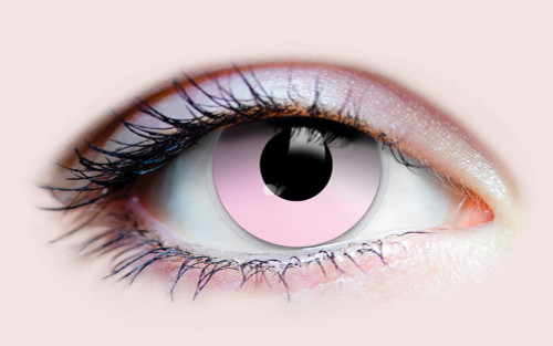 Cotton Candy Contact Lenses