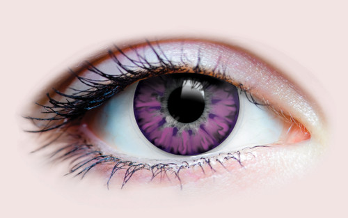 Enchanted Lilac Cosmetic Contacts