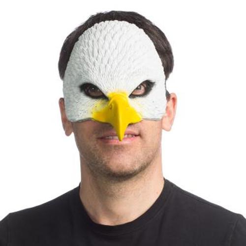 Supersoft Bald Eagle Mask