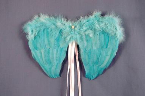 Mini Feather Wing Turquoise