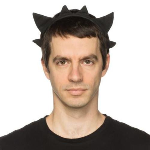 Dragon Trainer Headband - Black