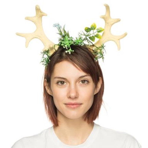 Supersoft Antlers with Nature Trim