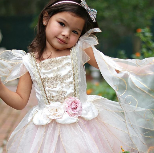 Golden Rose Fairy