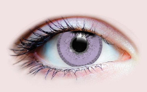 Charm Lilac Cosmetic Contacts