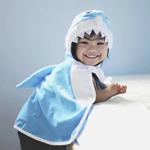 Shark Cape - Toddler