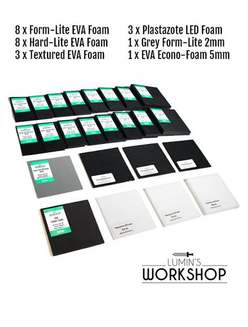 Foam EVA sample pack