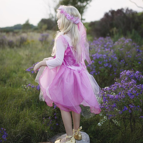 Pink Forest Fairy Halo