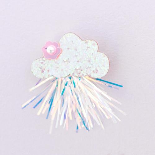 Cloud Hairclip