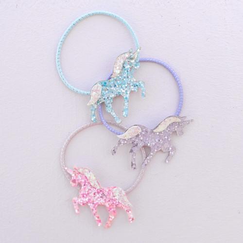 Pretty Pony Ponytail Holders