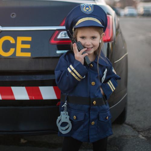 Police Officer 6pcs Set