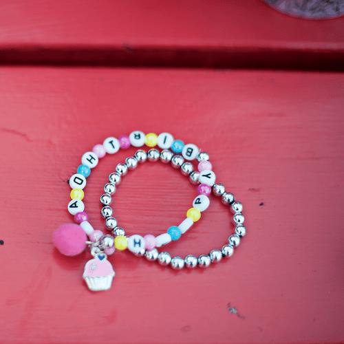Happy Birthday Bracelets
