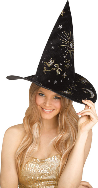 Astrological Witch Hat