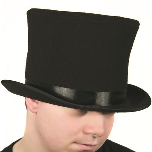 Sim Wool Bell Top Hat