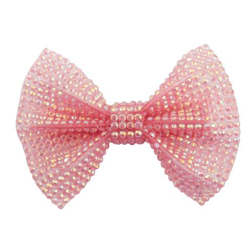 Pink Gem Hairclip