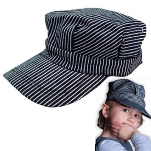 Train Engineer Hat - Child