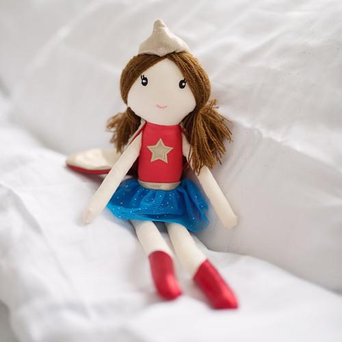 Suzie the Supergirl Doll