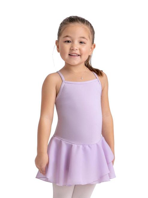 Mock Wrap Dance Dress
