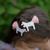 Diva Zebra Hairclips