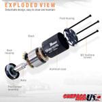 Rocket Supersonic 17.5T Fixed Timing 540 Sensored Motor