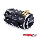 Rocket V5R SPEC 17.5T Sensored Brushless Motor Silver/Black