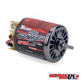 Rocket 13T 540 Plus 5-Slot Brushed Crawler Motor SP-054004-02