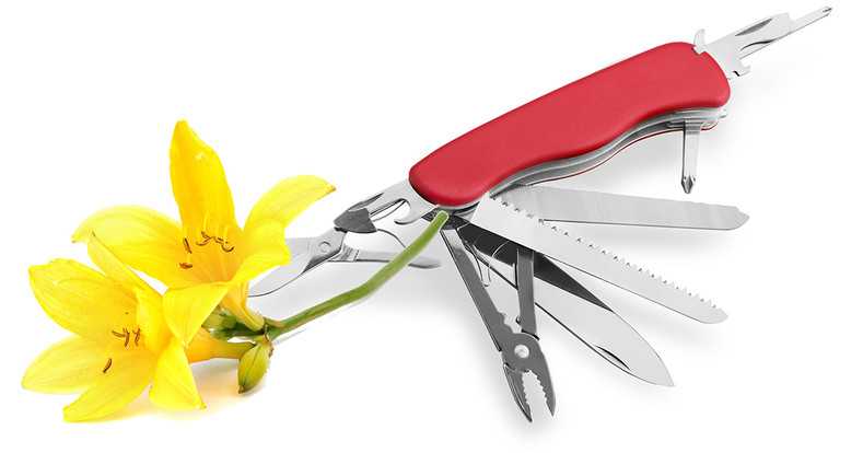 Swiss Army Knives of the Garden