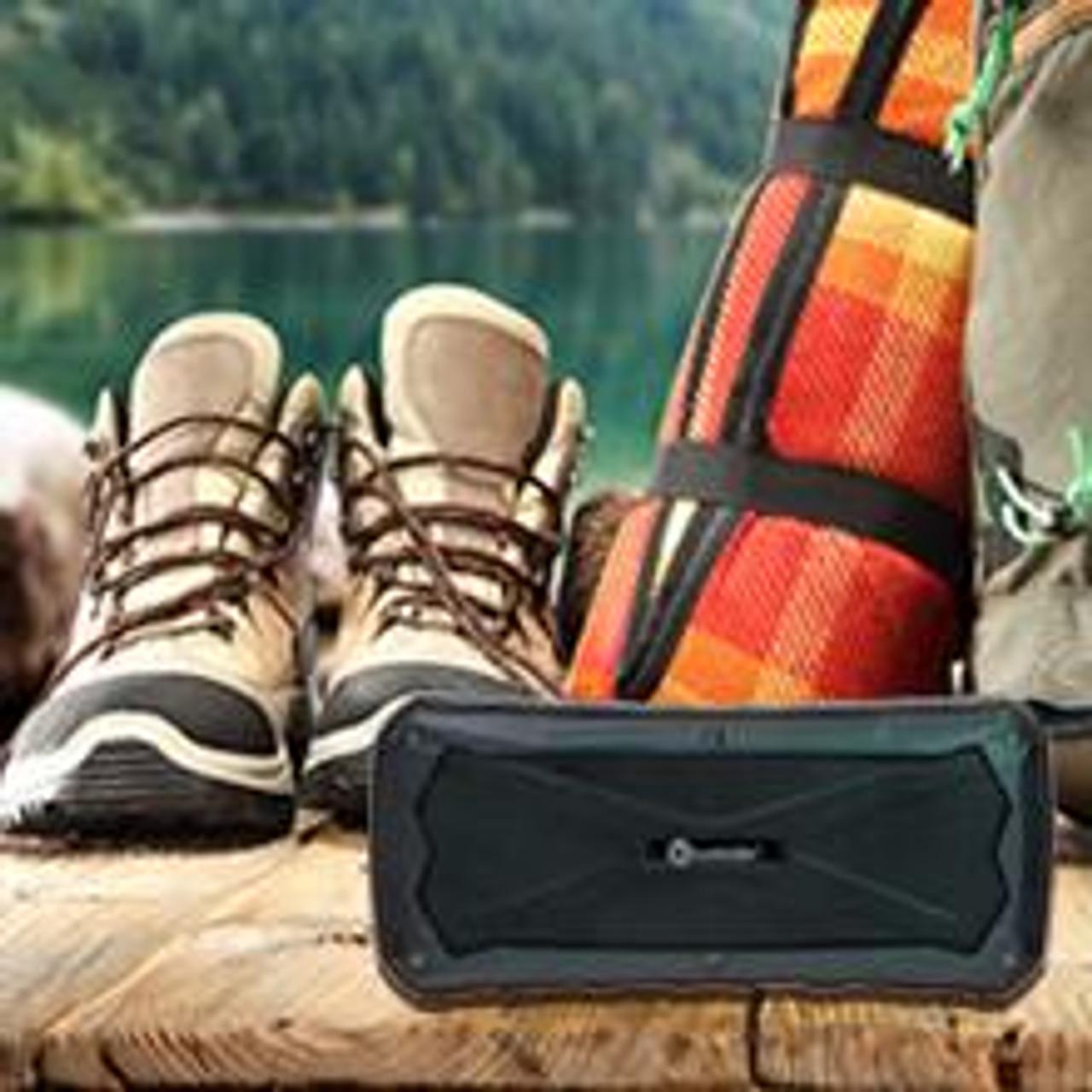 Bluetooth Wireless Clear Bass Speaker Rugged In/Out Door | Waterproof IP7