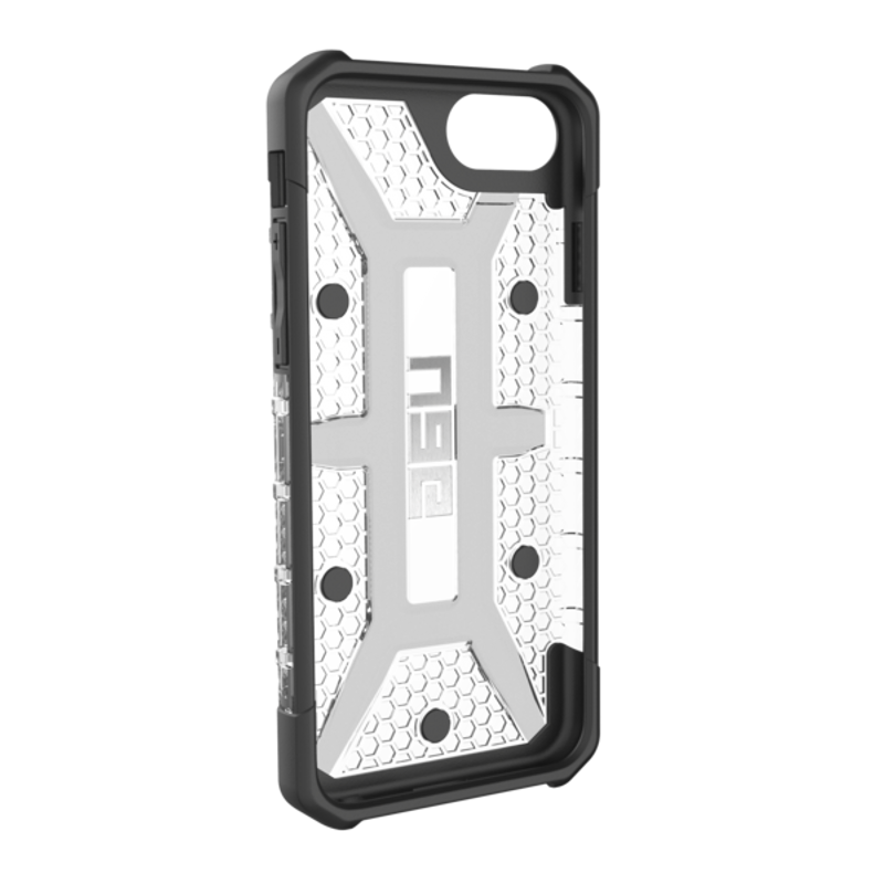 the latest 67d3c bfc27 Urban Armor Gear Plasma Series (UAG) Ice/Clear Cover Case Fits Apple Iphone  7/6S/6 Cell Phone Cell Phone