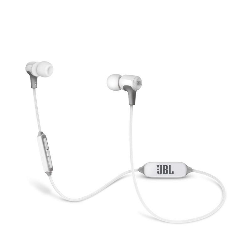 Jbl E25bt In Ear Bluetooth Headset White For Samsung Galaxy Motorola Lg Zte Apple Iphones Smartphones Devices Etc