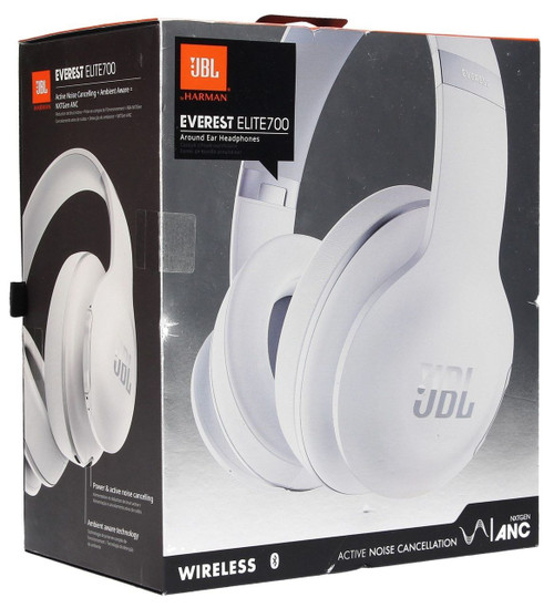 0c1d98a2f89 JBL V700NXT EVEREST Elite 700 Over Ear Bluetooth Wireless Headphones (Grey)  For Samsung Galaxy / Motorola / LG/ Zte/ Apple Iphones Smartphones /Devices  Etc.