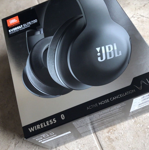 JBL V700NXT EVEREST Elite 700 Over Ear Bluetooth Wireless Headphones  (Black) For Samsung Galaxy / Motorola / LG/ Zte/ Apple Iphones Smartphones