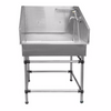 CCP Mini Stainless Steel Bath 96x68x76cm