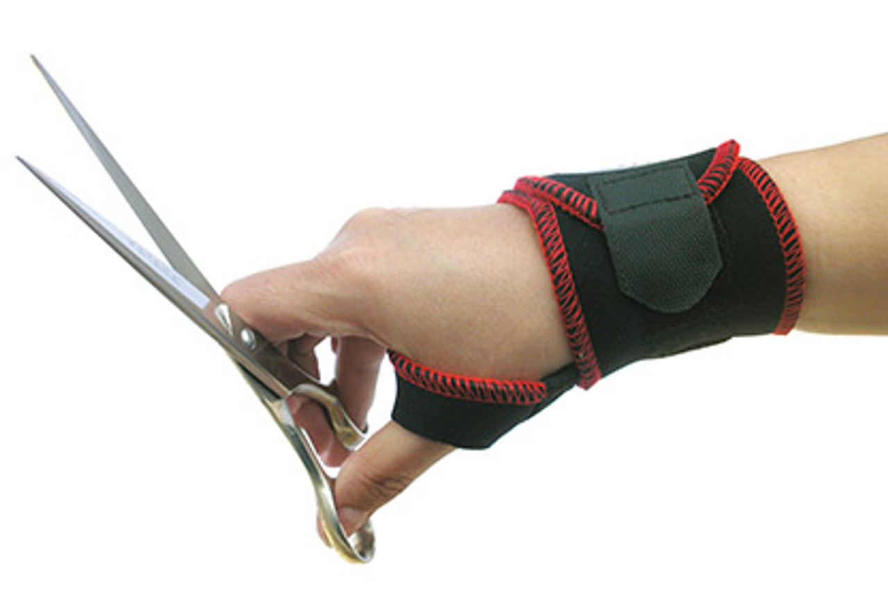 Easy on wrist support